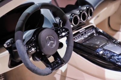 Mercedes GT R Roadster AMG | nos photos au salon de Genève 2019