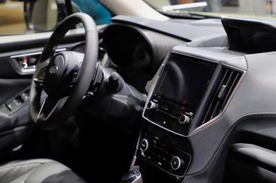 Subaru Forester e-boxer | nos photos au salon de Genève 2019