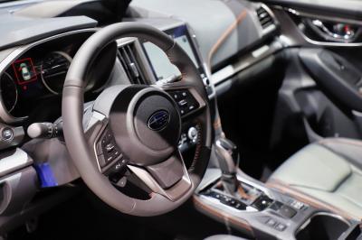 Subaru XV | nos photos au salon de Genève 2019