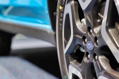 Subaru XV e-boxer | nos photos au salon de Genève 2019