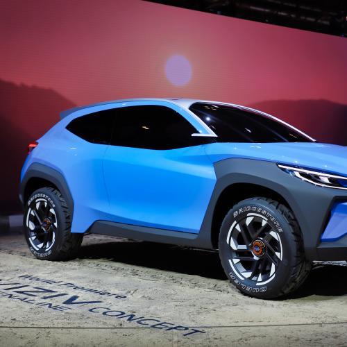Subaru Viziv Adrenaline | nos photos du concept au salon de Genève 2019