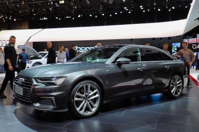 Audi A6 PHEV | nos photos au salon de Genève 2019