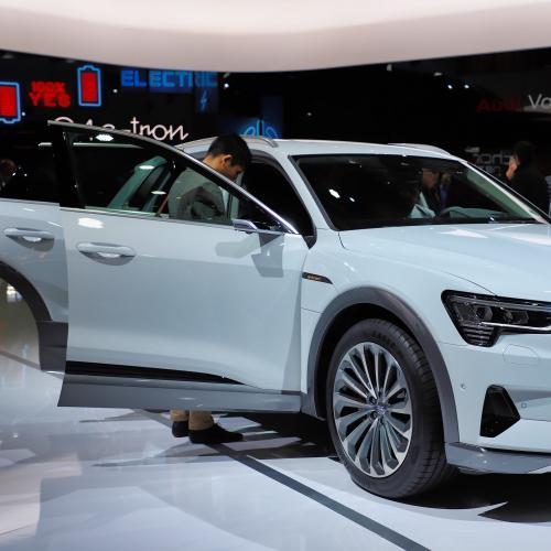 Audi Q5 PHEV | nos photos au salon de Genève 2019