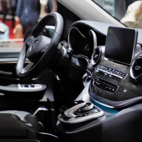 Mercedes Classe V restylé | nos photos au salon de Genève 2019