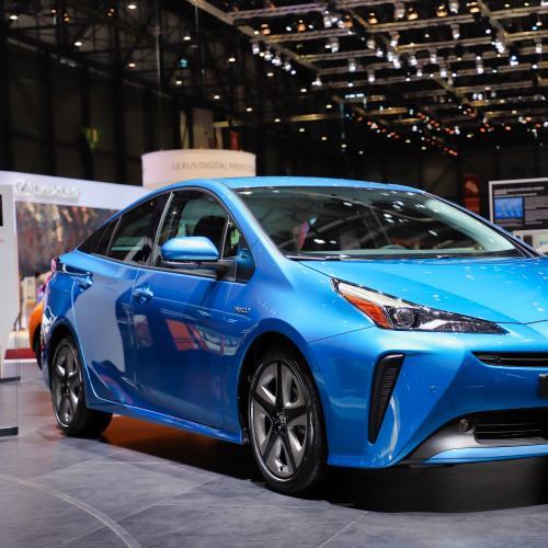Toyota Prius | nos photos au salon de Genève 2019