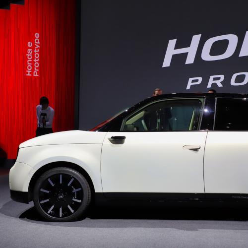 Honda e-Prototype | nos photos du concept électrique au salon de Genève 2019