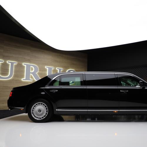 Aurus Senat Limousine | nos photos au salon de Genève 2019