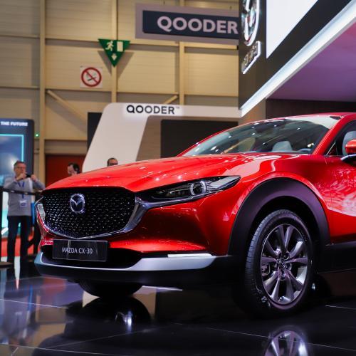 Mazda CX-30 | nos photos du SUV au Salon de Genève 2019