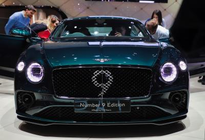 Bentley Number 9 | nos photos au salon de Genève 2019