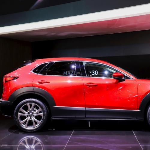Mazda CX-30 | nos photos au Salon de Genève 2019