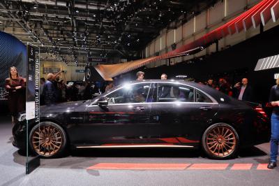 Mercedes au Salon de Genève 2019 | toutes les nouveautés en image