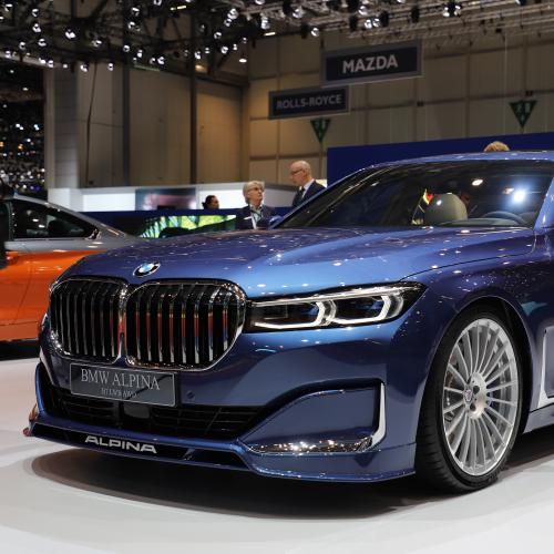 Alpina B7 | nos photos au salon de Genève 2019