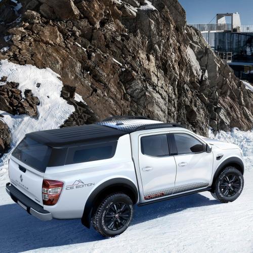 Renault Alaskan | les photos officielles du concept Ice Edition