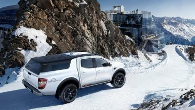 Renault Alaskan | les photos officielles du concept Ice Edition