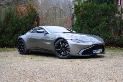 Aston Martin Vantage | les photos de notre essai