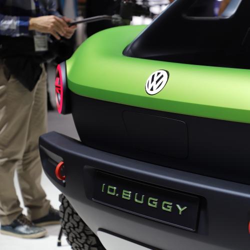 Volkswagen Buggy électrique | nos photos du concept au salon de Genève 2019