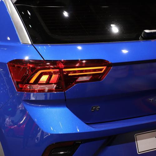 Volkswagen T-Roc R | nos photos au salon de Genève 2019