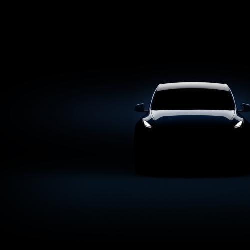 Tesla Model Y | les photos officielles du SUV compact électrique