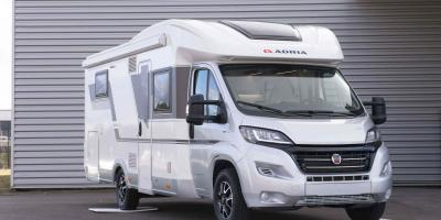 Adria Compact DL | les photos officielles du camping-car