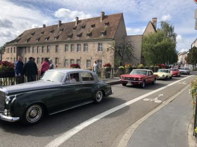 My Classic Cab à la Cité de l'Automobile