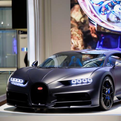 Bugatti Chiron | nos photos de l'édition des 110 ans à Baselworld 2019