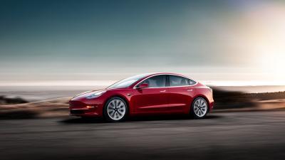 Tesla Model 3 | les photos électrique