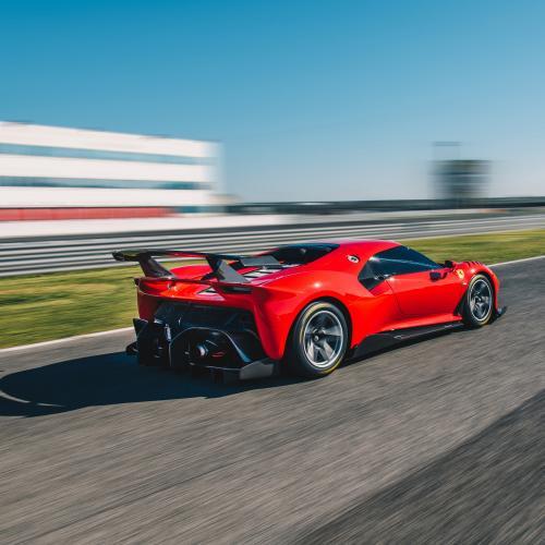 Ferrari P80C   les photos officielles