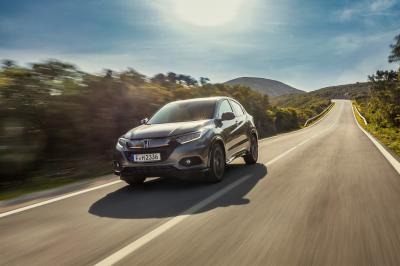 Honda HR-V 2019 | les photos officielles