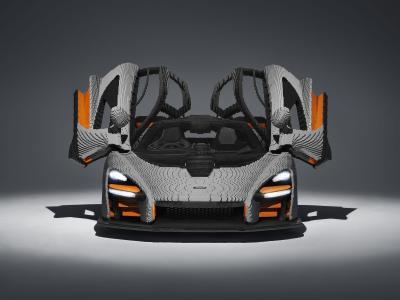 McLaren Senna | les photos officielles de la version Lego