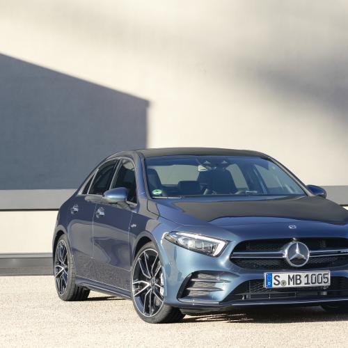 Mercedes A35-AMG Berline | les photos officielles