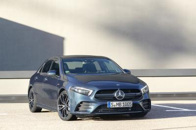 Mercedes A35-AMG Berline | les photos officielles