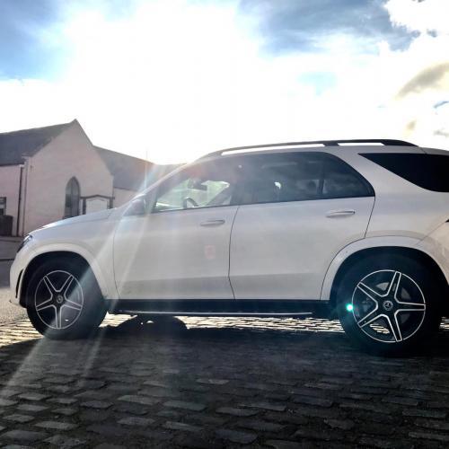 Mercedes GLE 2019   nos photos de l'essai en Écosse