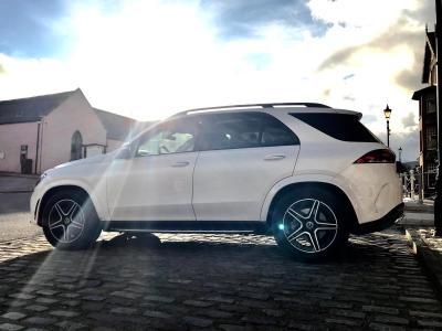 Mercedes GLE 2019 | nos photos de l'essai en Écosse