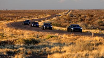 Porsche Taycan : tests de fiabilité et d'endurance