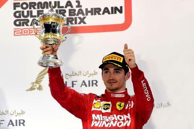 Grand Prix de Bahreïn | la course de Ferrari en photos