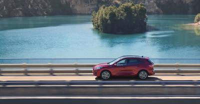 Ford Kuga | les photos officielles de la 3e génération