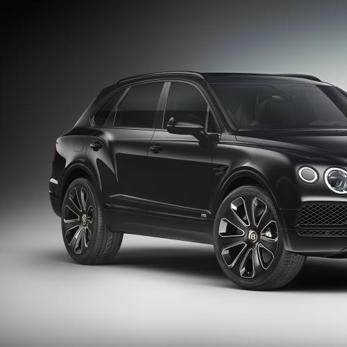 Bentley Bentayga V8 Design Series | les photos officielles de la série spéciale