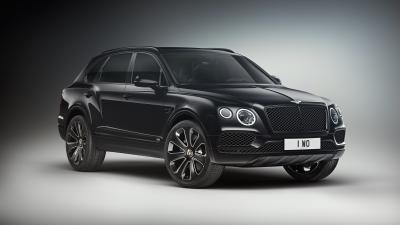 Bentley Bentayga V8 Design Series | les photos officielles de la série spéciale