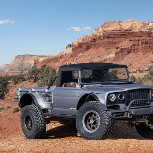 Mob Easter Jeep Safari | les photos officielles des concepts