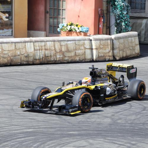 Grand Prix de France x Renault F1 | les photos du Roadshow à Disneyland Paris
