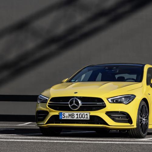 Mercedes-AMG CLA 35 4MATIC | les photos officielles