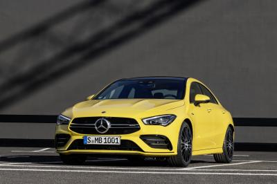 Mercedes-AMG CLA 35 4MATIC | les photos officielles