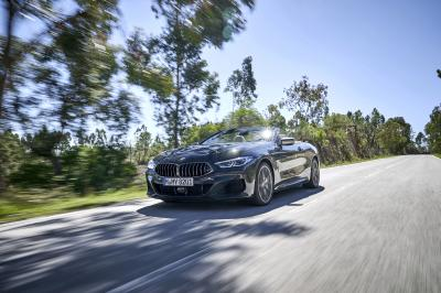 BMW Série 8 Cabriolet | les photos de l'essai au Portugal