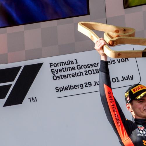 Formule 1 | le palmarès du Grand Prix d'Autriche