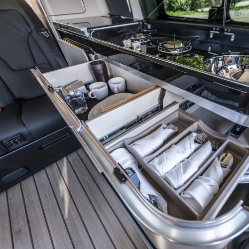 Mercedes Classe V restylé | les photos officielles du monospace
