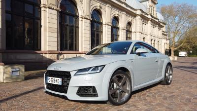Audi TT restylé 45 TFSI 20 years | nos photos de l'essai