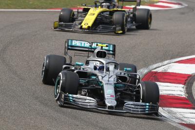 Grand Prix de Chine de Formule 1 | les photos de vendredi chez Mercedes