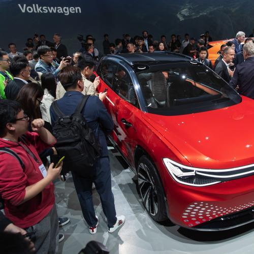 Volkswagen ID Room ZZ : toutes les photos du SUV électrique