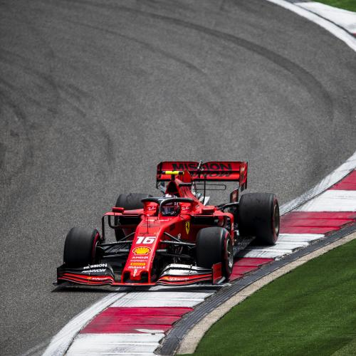 Grand Prix de Chine de Formule 1 | le week-end de Ferrari en photos