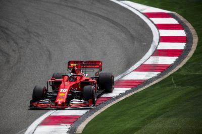 Grand Prix de Chine de Formule 1 | le week-end de Ferrari en photos